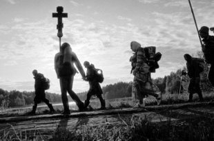 Алексей Мякишев. История одного паломничества.