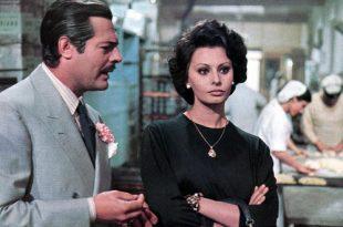 Фильм Витторио де Сика «Брак по-итальянски».