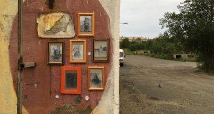 Иван Лунгин. Wall portraits.