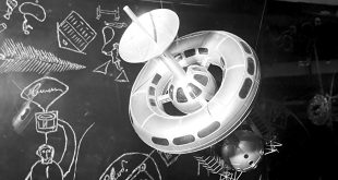 Лекция «Аргонавты Вселенной»: Человек – Космос – Будущее в философии космизма и культуре XX века.