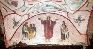Лекция «Живопись и архитектура раннехристианского времени».