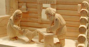Богородская скульптура и игрушка. Валентина Вайсеро и её ученики.