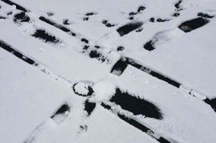 СНЕГ. NIX. SNOW.