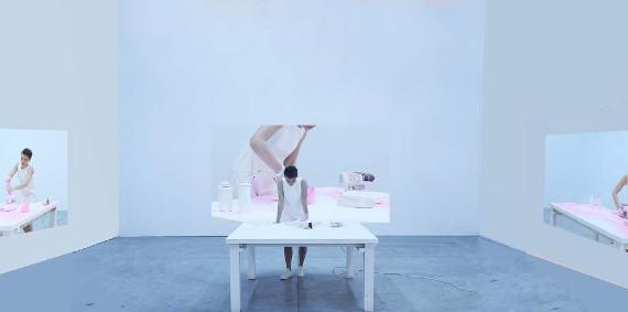 Мария Агуреева – победитель конкурса на соискание гранта Ruinart Art Patronat 2019.