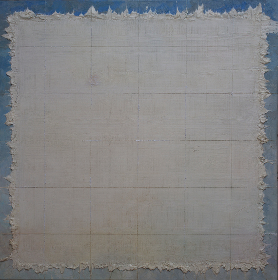 Сергей Брюханов «White square» 2017-2018