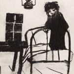 """Григорий Ингер """"Я после тифа. Из серии """"Мое детство"""" 1993"""