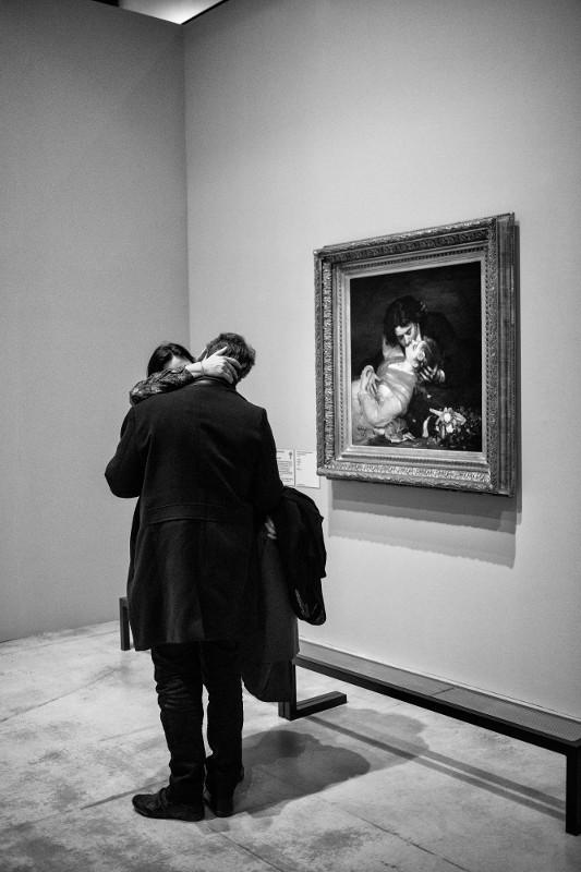 """Жерар Юфера """"Лувр-Ланс, выставка """"Любовь"""" Ланс, январь 2019"""
