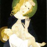 """Мария Васильева """"Мадонна с младенцем"""" Около 1930"""