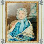 """К.К. Гампельн """"Портрет Н.П. Глебовой-Стрешневой"""" 1830-е"""