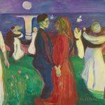 "Эдвард Мунк ""Танец жизни"" 1925"