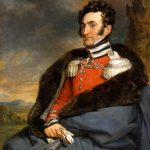 "Джордж Доу ""Портрет В.И. Каблукова II"" Не позднее 1825"