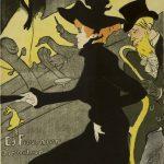 """Анри-Мари-Раймон де Тулуз-Лотрек """"Диван Жапоне"""" 1892-1894"""