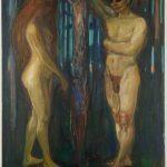 """Эдвард Мунк """"Метаболизм. Жизнь и смерть"""" 1898-1899"""