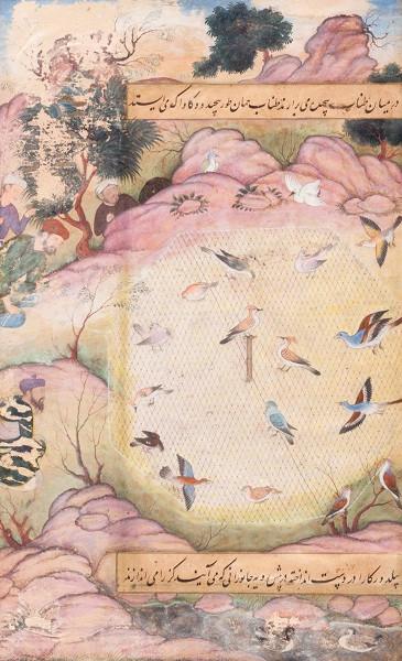 """Лекция """"По цветку с каждого луга"""". Живопись эпохи Великих Моголов в Индии. Государственный Музей Востока."""