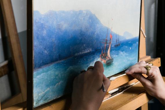 Сохраняя и защищая произведения искусства. Программа публичных лекций. Конференц-зал Инженерного корпуса Государственной Третьяковской галереи.
