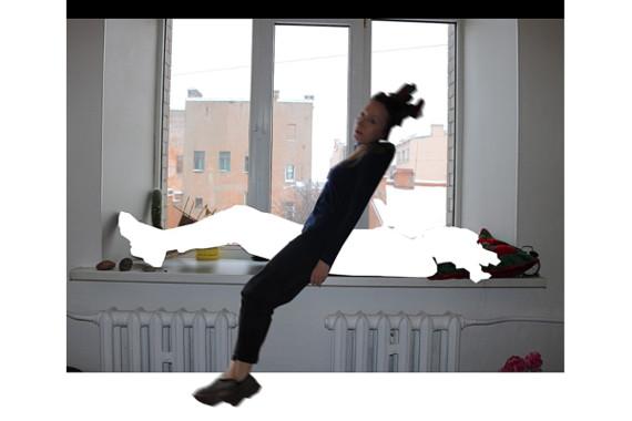 """Выставка """"Валерия Макарова. Чувственная экология вытесненных подозрений"""". Галерея """"Пересветов переулок""""."""