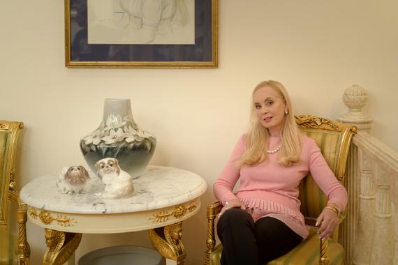 """Выставка """"Женский вкус. Коллекция Нелли Кобзон"""". Музей В.А. Тропинина и московских художников его времени."""