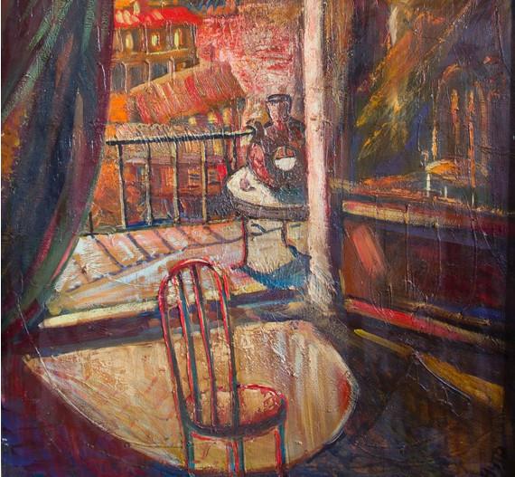 """Выставка """"Екатерина Антропова. Отражения"""". Alpert Gallery."""