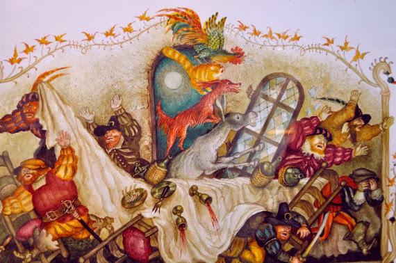"""Выставка """"Леонид Непомнящий. Иллюстратор"""". Alpert Gallery."""