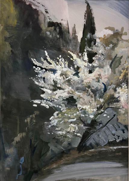 """Выставка """"Мария Дрезнина. Крым"""". Nikolskaya Gallery в POP UP MUSEUM современного русского искусства."""
