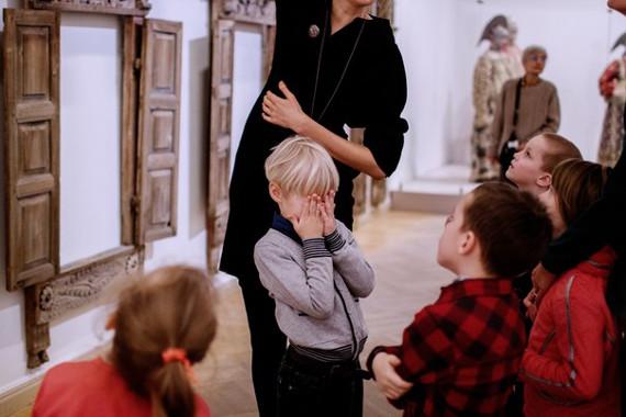 Благотворительный фонд «Система» и Русский музей создадут первый в России тактильный музей.