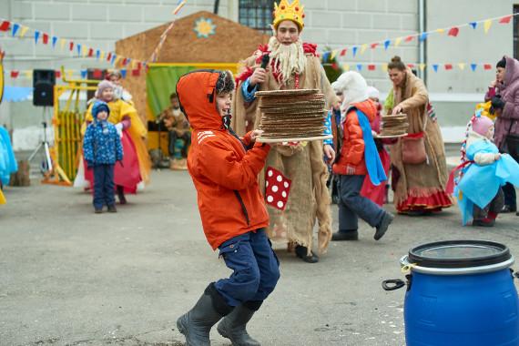 """Весенний фестиваль """"Последний сон зимы"""". Музей Москвы."""