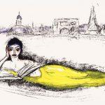"""Выставка """"Любовь в Париже"""". Altmans Gallery."""
