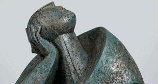 Выставка произведений Наталии Вяткиной. Скульптура, графика.