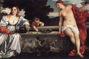 Лекция Рены Махмудовой «Тициан и закат Возрождения в Венеции».