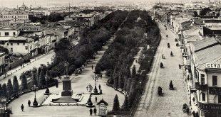 Москва XIX и XXI веков.