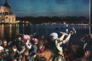 Премьера фильма «Тинторетто: Бунтарь в Венеции».