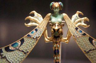 Лекция Елены Рубан «Рене Лалик и империя Lalique. Живое слово истории».