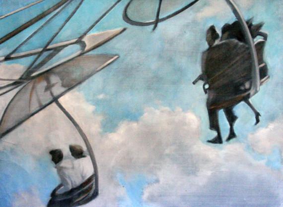 Аркадий Насонов «Разговор с пистолетом» (2005)
