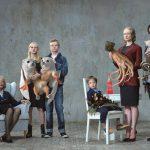 """AES+F """"Семейный портрет с химерами"""" Осень-2015"""