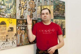 Презентация студии «Особые художники» и Artist Talk Вероники Павленко.