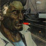 "Таир Салахов ""Нефтяник"" 1959"