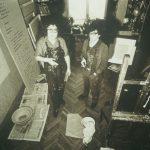 Виталий Комар и Александр Меламид. Москва, 1970-е