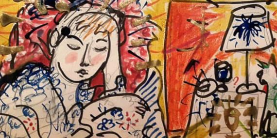 "Выставка ""Кристоф Калежа. Reminiscence"". Alpert Gallery."