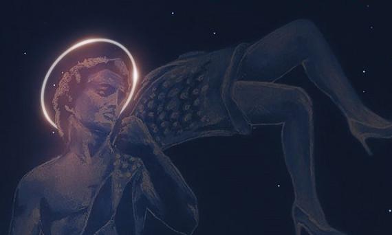 """Выставка """"Екатерина Проскурина. Версия Cosmos"""". Alpert Gallery."""