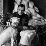 """Аньес Варда """"Лукино Висконти"""" 1962"""