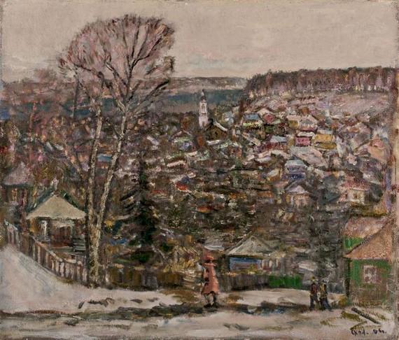 Виктор Скалкин «Заречье» 2006