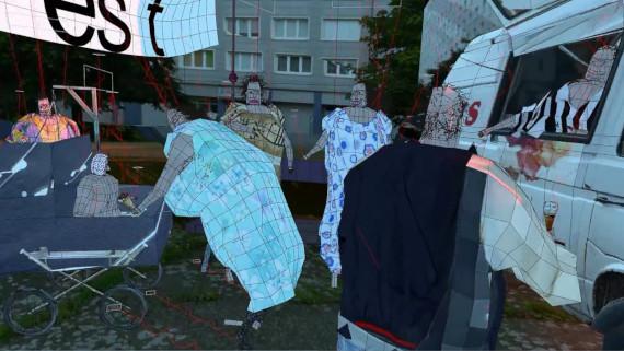 """Выставка """"Post 3D"""". Электромузей в Ростокино."""