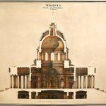 Первая московская монографическая выставка о творчестве выдающегося архитектора.