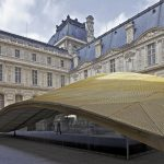 Новое крыло отдела исламского искусства в Лувре, проект Марио Беллини, 2012