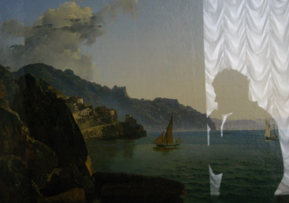 "Выставка ""Аркадий Насонов. Ни в какие рамки..."". ЦТИ ""Фабрика"" - Зал Артхаус."