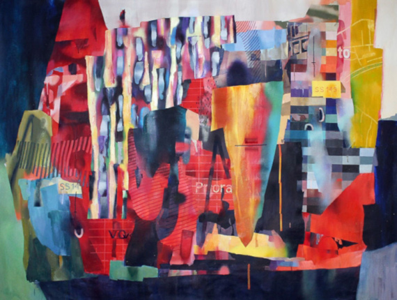 Форум уличного искусства. Московский музей современного искусства, здание в Ермолаевском переулке, дом 17.