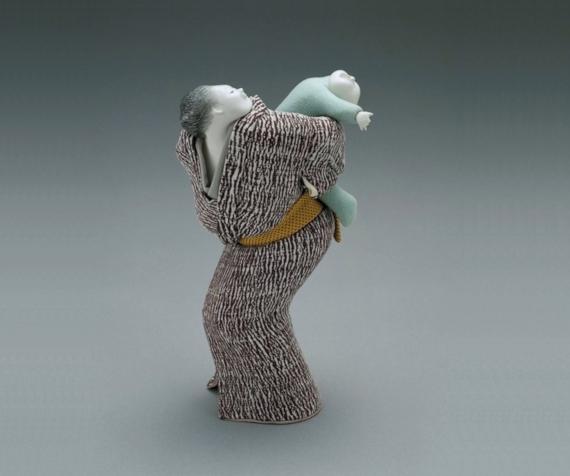 """Выставка """"Под ветвями цветущей сакуры. Куклы Оно Хацуко"""". Государственный Музей Востока."""