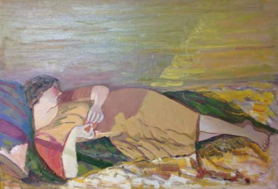 Виктор Скалкин «Апельсин» 2001