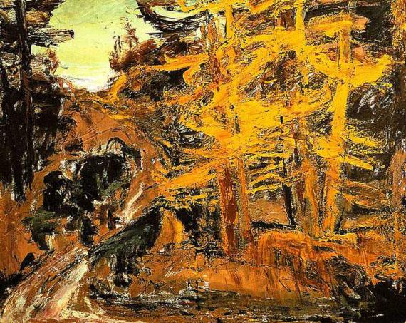 Выставка произведений Анатолия Слепышева (1932 – 2016). Живопись. Российская Академия Художеств.
