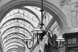 Лекция Эндрю Бенджамина «Чувство пространства: Вальтер Беньямин и архитектура».